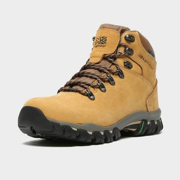 BROWN Karrimor Women's Mendip 3 NB Walking Boots