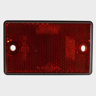 Red Oblong Reflector SA