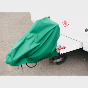 Green Maypole Universal Hitch Cover