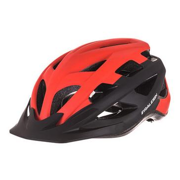 Red RALEIGH Quest Cycling Helmet