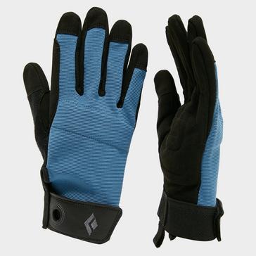 BLUE Black Diamond Crag Gloves
