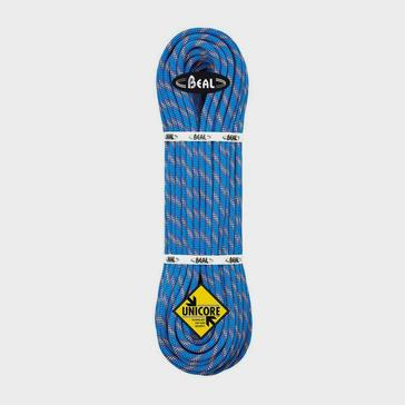 BLUE Beal Booster 3 Drycover Rope (9.7mm, 60m)