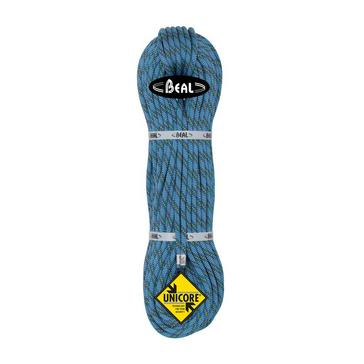 BLUE Beal Cobra II 8.6mmm Unicore Rope (60 metre)