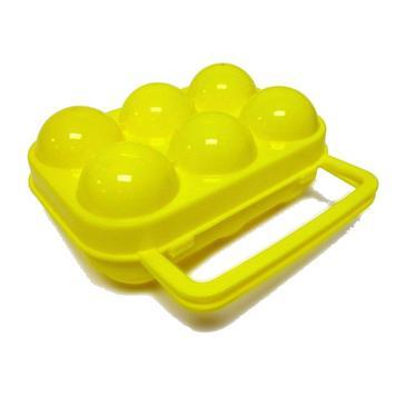Yellow HI-GEAR Egg Carrier (6 Pack)