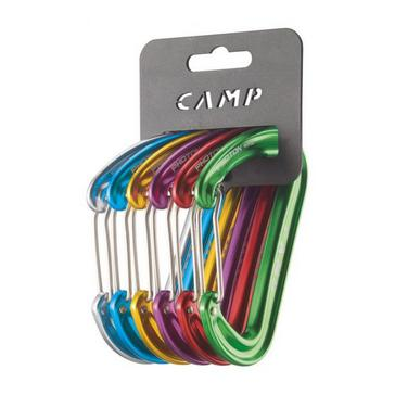 MULTI Camp Photon Wire Rack Pack Carabiners