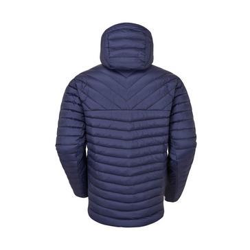 BLUE North Ridge Men's Hybrid Spirit Down Jacket