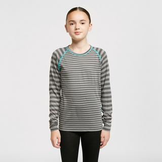 Kids' Striped Merino Baselayer Bottom