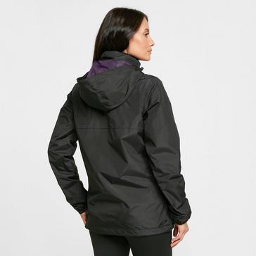 Black FREEDOMTRAIL Women's Versatile 3-in-1 Jacket
