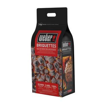 Grey Weber BBQ Briquettes (8kg)