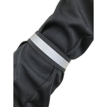 Silver Luma Stretchy Arm/Leg Reflective Bands