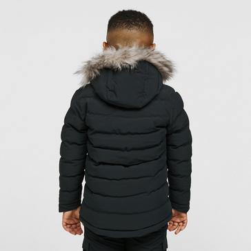 BLACK The Edge Kids' Serre Insulated Snow Jacket