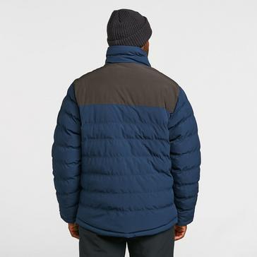 Navy The Edge Men's Banff Insulated Snow Jacket