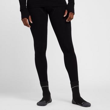 Black OEX Men's Barneo Base Leggings