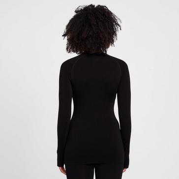 Black OEX Women's Barneo Base Long Sleeve Top