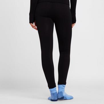 Black OEX Women's Barneo Base Leggings