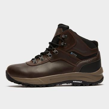 Brown Hi Tec Men's Altitude VI I Waterproof Walking Boots