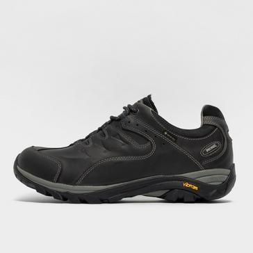 Black Meindl Men's Caracas GTX Walking Shoes