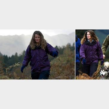 Purple Paramo Women's Cascada Jacket