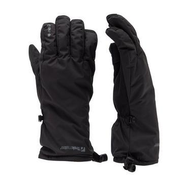 BLACK Trekmates ClassicDRY Lite Gloves (Unisex)