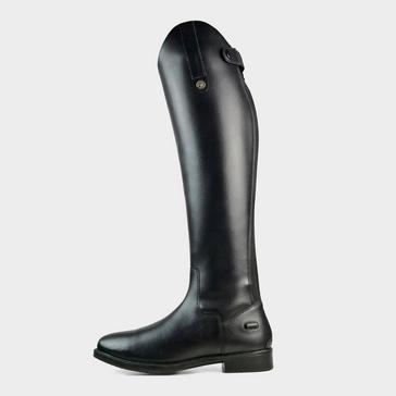 BLACK Brogini Lorenzo Tall Women's Riding Boot