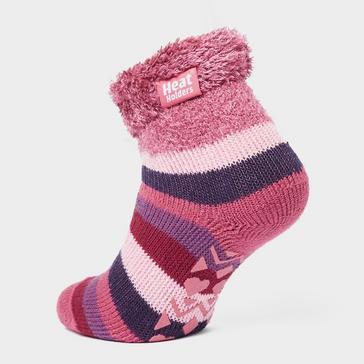 Pink Heat Holders Women's Lounge Socks