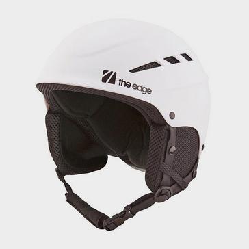 WHITE The Edge Yukio Snow Helmet