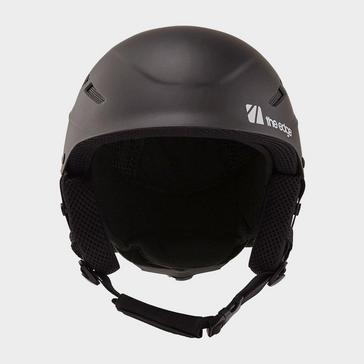 BLACK The Edge Yukio Snow Helmet