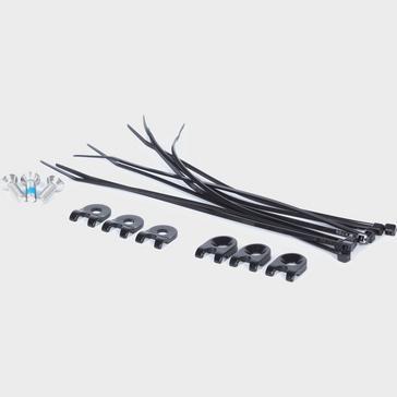 Black Calibre Cable Guides (Kit 06)