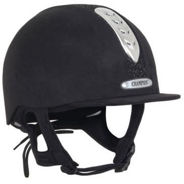 Champion Junior X-Air Dazzle Plus Riding Helmet