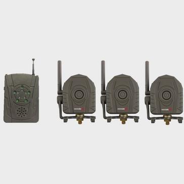 GREY Westlake Bivvy Alarm System