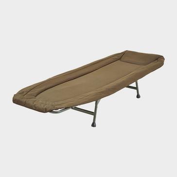 Brown Westlake Galician 4 Leg Flat Bed