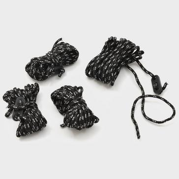 BLACK HI-GEAR Reflect Ropes 4mm x 4m