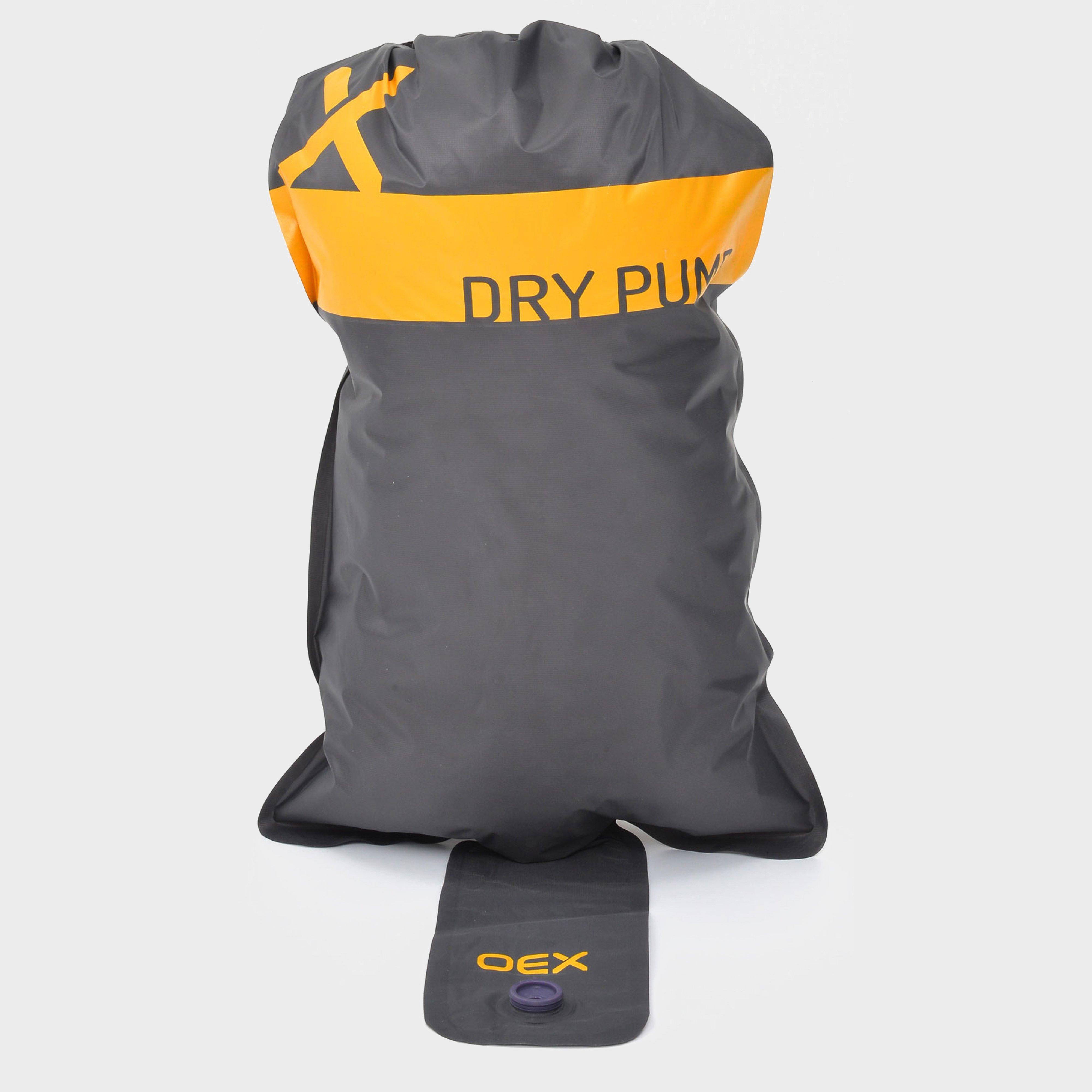 Oex Oex Dry Pump - Grey, Grey