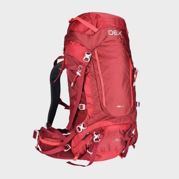 Red OEX Vallo EXP 50:60 Rucksack