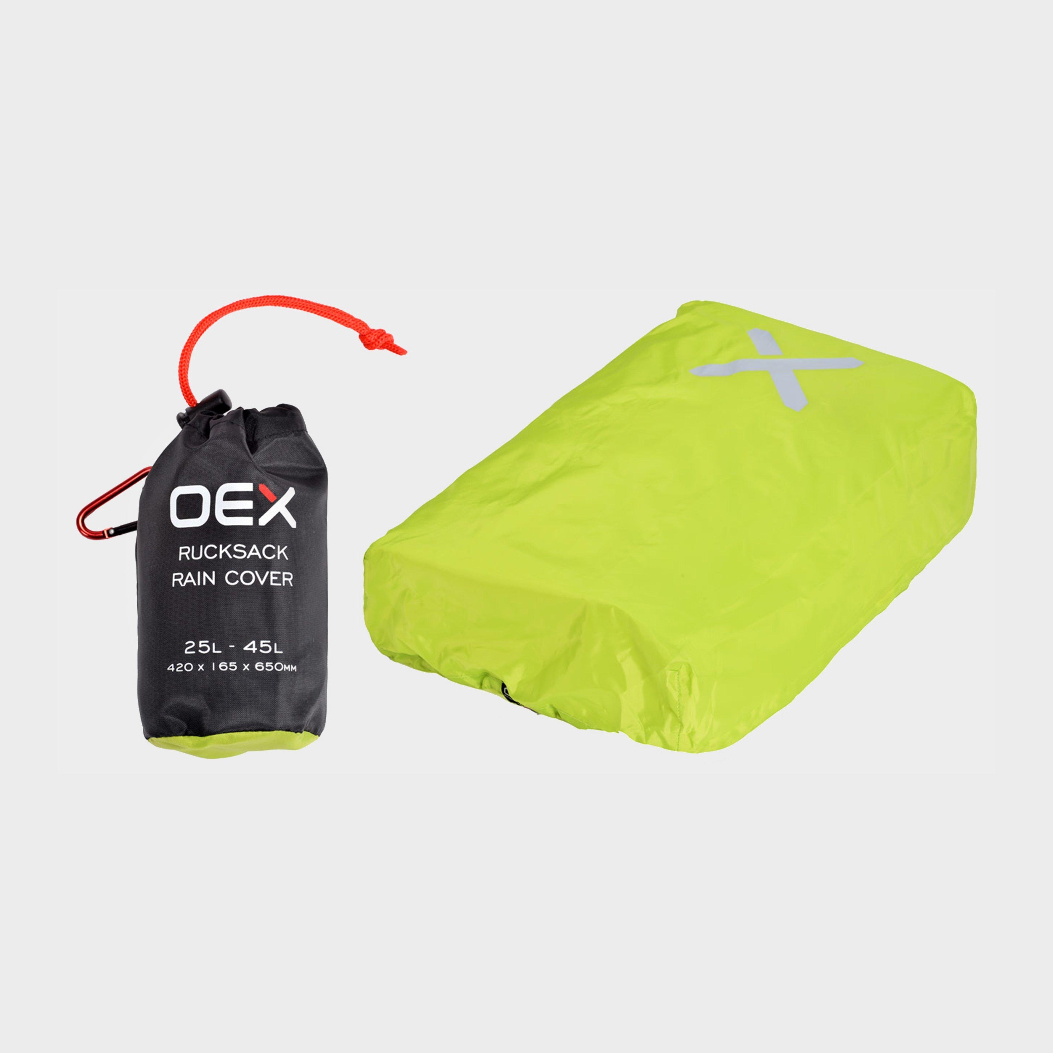 Oex Oex Rucksack Raincover (25L - 45L), Lime