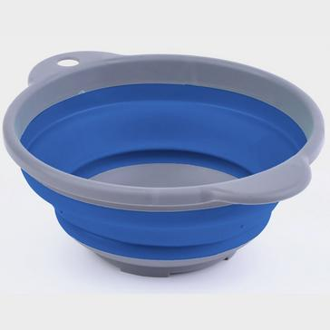 BLUE HI-GEAR Compact Folding Bowl