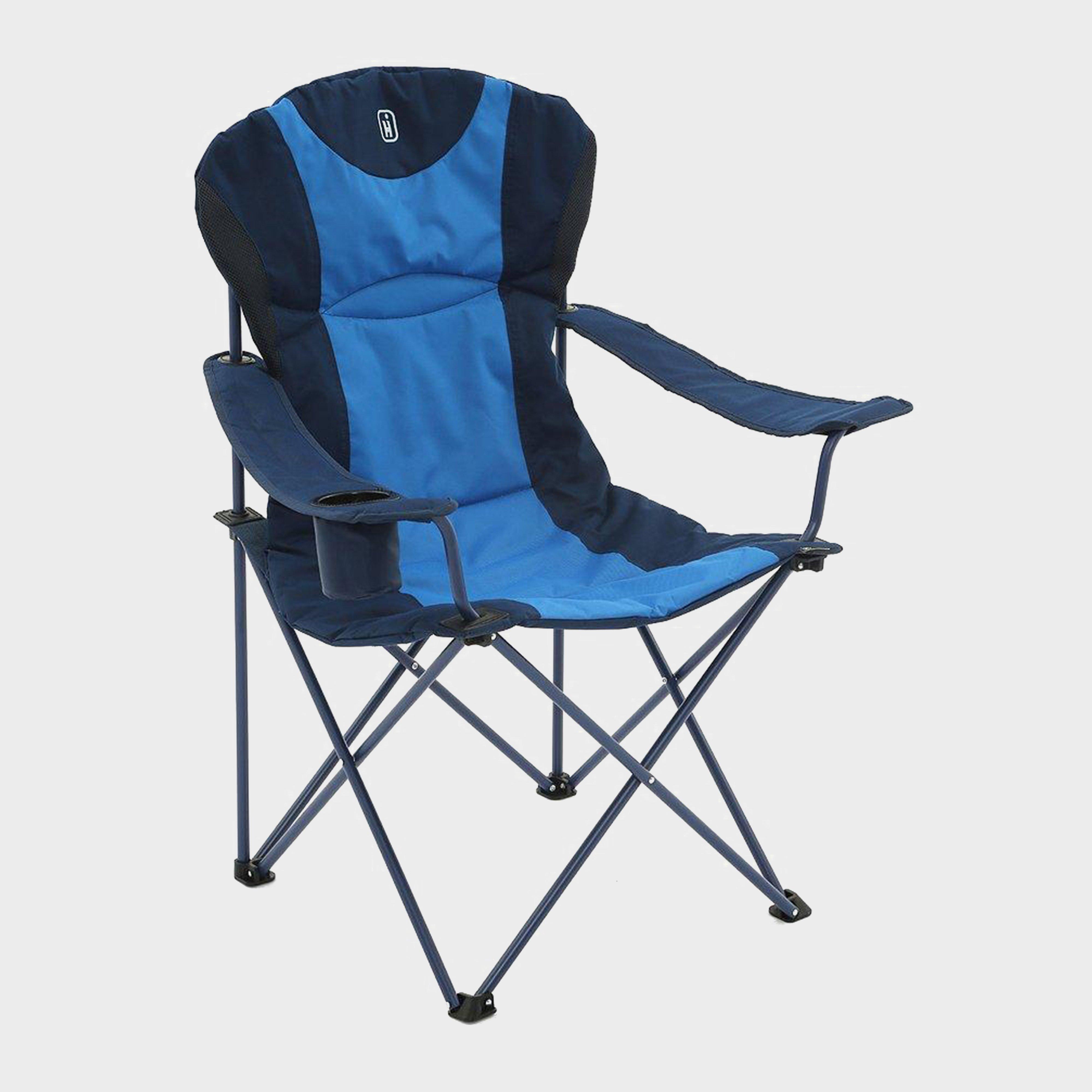 Hi-Gear Hi-Gear Kentucky Classic Chair - Blue, Blue