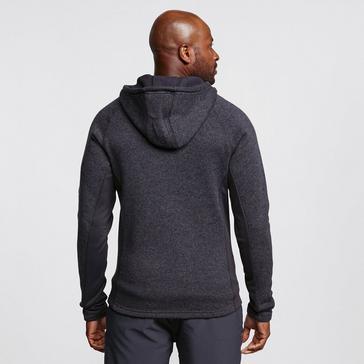 Grey North Ridge Men's Atlas Textured Fleece