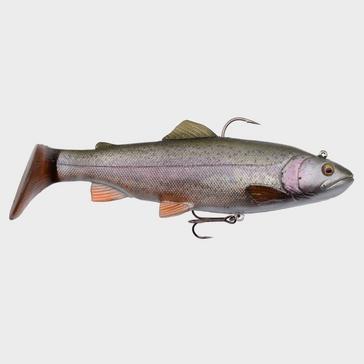 SavageGear SG 4D Trout Rattle Shad 12.5cm 35g