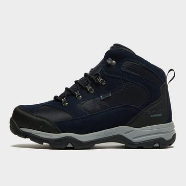 Navy Hi Tec Men's Storm Walking Boots
