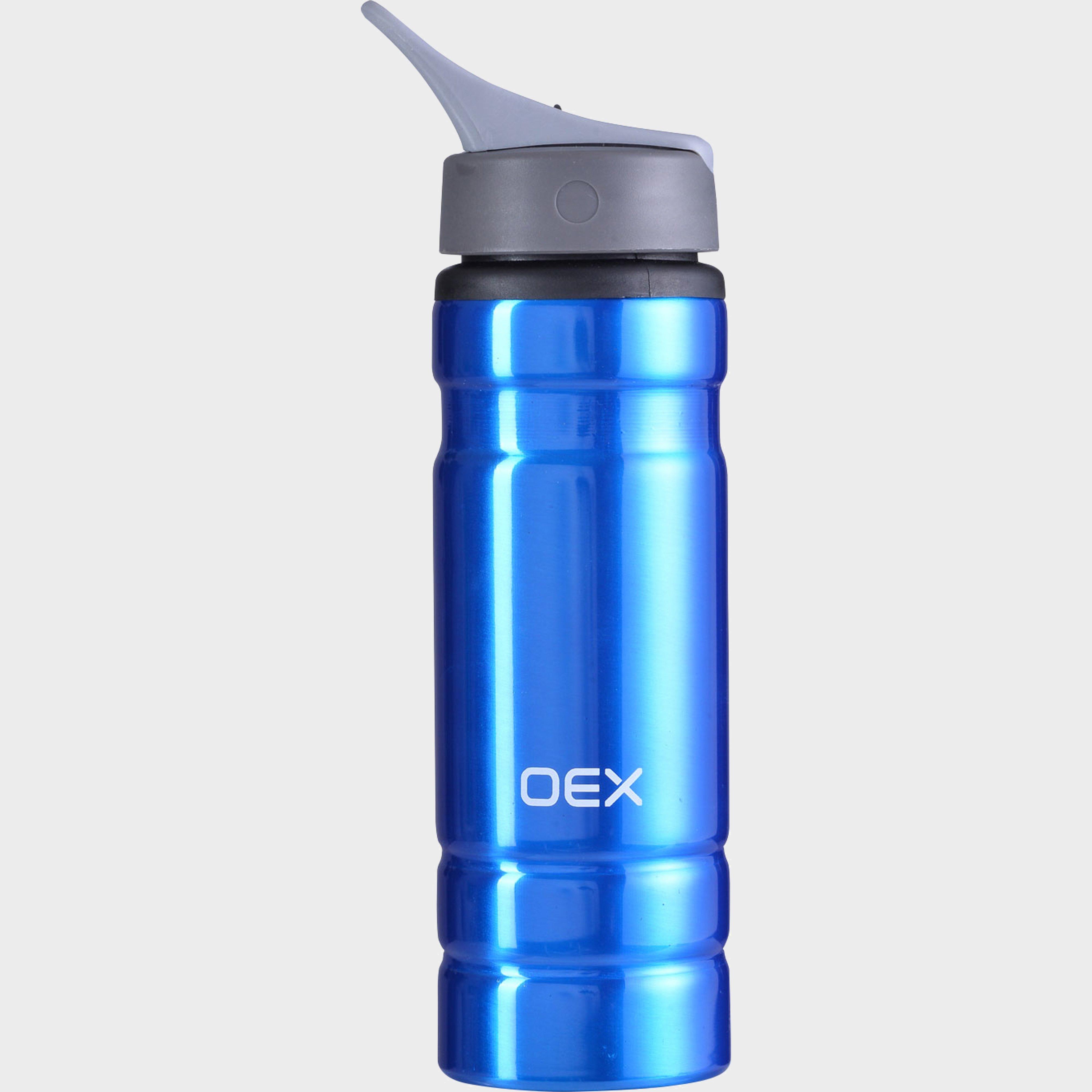 Oex Oex 750ML Aluminium Drink Thru Bottle