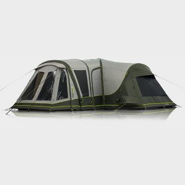 BLACKBEAN-MOCCA Zempire Aerodome II Pro 6 Person Tent