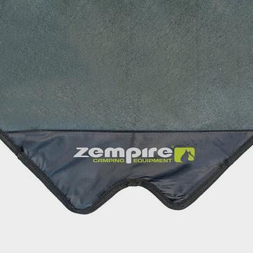 Black Zempire Aerodome II Pro Tent Carpet