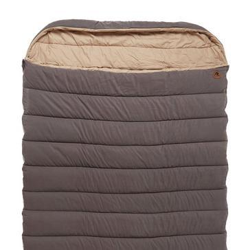 BROWN Robens The Coulee II Twin Sleeping Bag