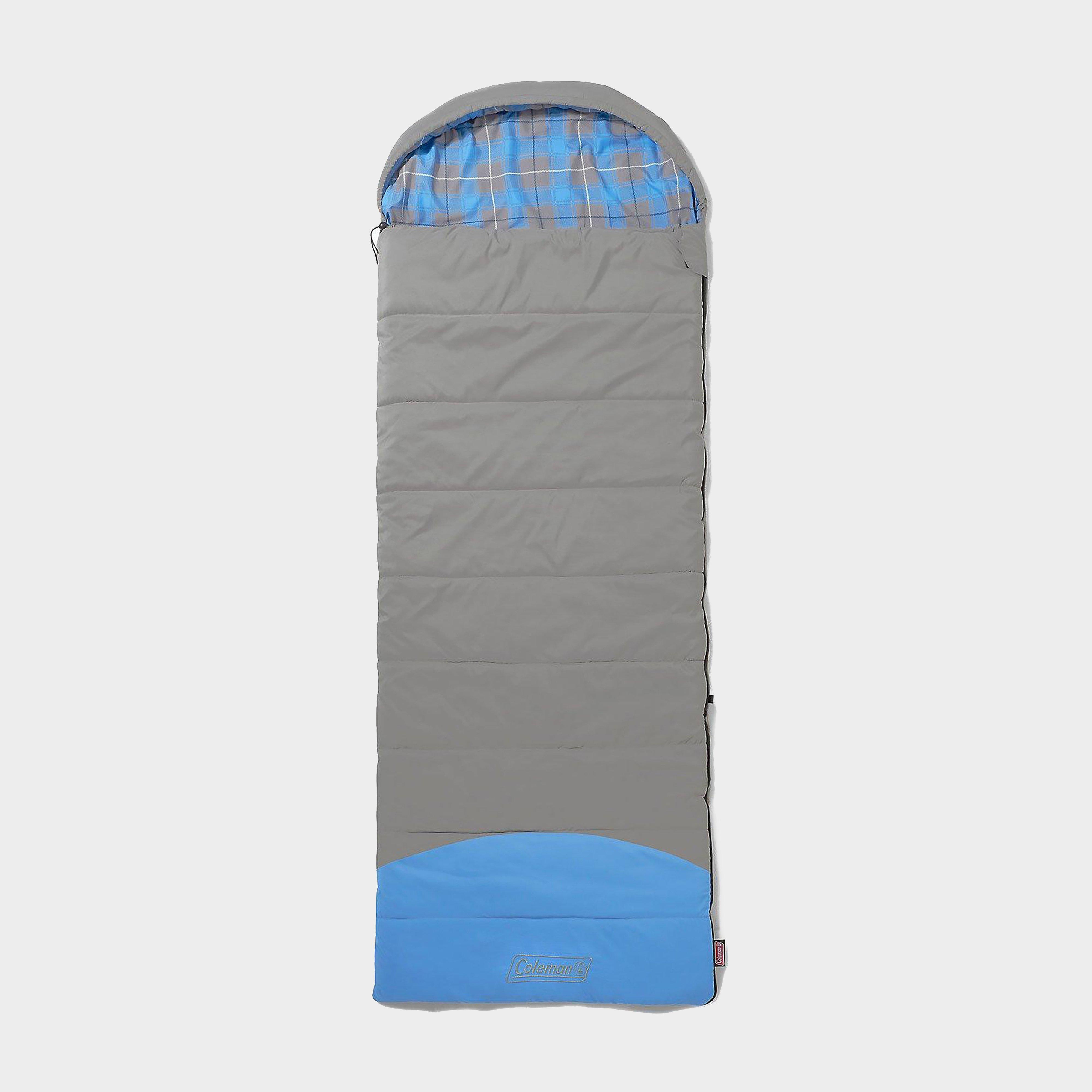 Coleman Basalt Single Sleeping Bag - Grey/Grey, Grey