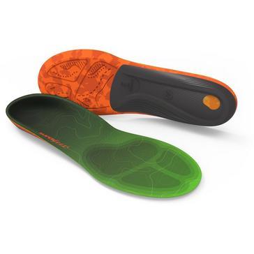 Green Superfeet Men's Trailblazer Comfort Insoles