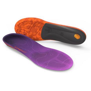 Purple Superfeet Women's Trailblazer Comfort Insoles