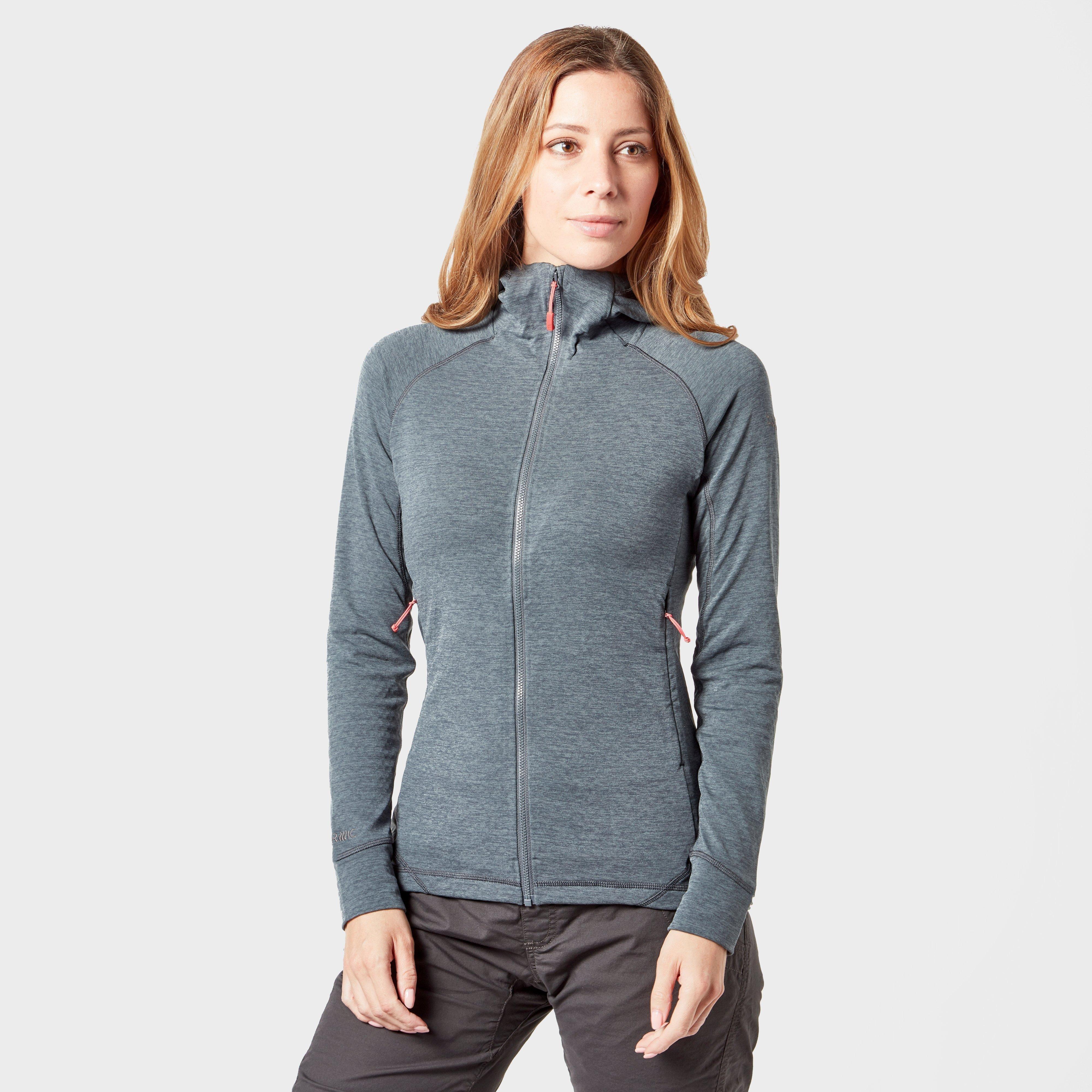 Rab Rab Womens Nexus Hooded Fleece Jacket - N/A, N/A