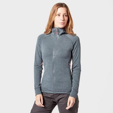 STEEL Rab Women's Nexus Hooded Fleece Jacket