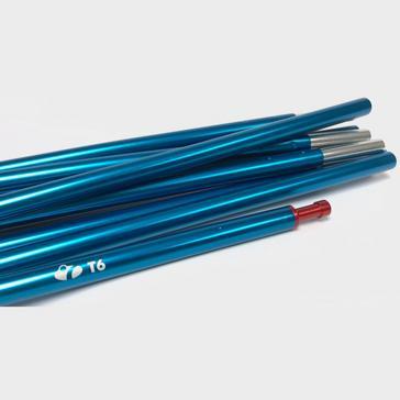 Blue OEX Puma 2.1 Spare Poles Set